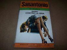 L'INCHIESTE DEL COMMISSARIO SANANTONIO 63-SANA'CONTRO LA IENA-1975 frederic DARD