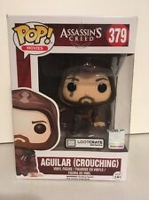 ASSASSINS CREED AGUILAR Crouching Funko POP! Loot Crate #379