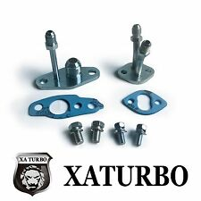 Turbo Oil & Water Flange Kit TOYOTA CT9 CT12 CT20 CT26