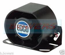 VISION ALERT EECO 901-001 12V/24V REVERSING BACK UP SMART ALARM BLEEPER 82-107dB
