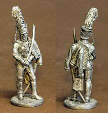 Prussiano Hussar, Prussian ussaro, 54mm