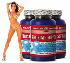 Prostate Formula Now - Promote Prostate Health. Saw Palmetto Extract (3 Bottles)