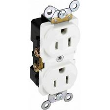 Orbit IR15-W 15A Industrial Grade Duplex Receptacle White