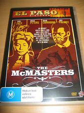 Secondhand The McMasters Burl Ives Brock Peters DVD  good #D