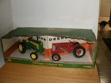 ERTL,JOHN DEERE MODEL 330 AND 430 TRACTORS,STK # 15122A, 1/16 SCALE