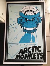 "Arctic Monkeys 24""x36"" band poster print"