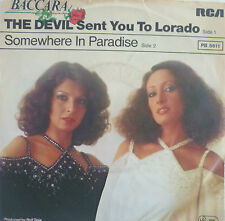 "7"" 1978 ! BACCARA : The Devil Sent You To Lorado /VG++"