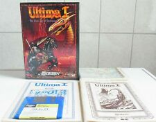 PC-98:  Ultima 1 : The First Age of Darkness - Origin 1988