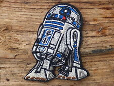 ECUSSON PATCH THERMOCOLLANT aufnaher toppa STAR WARS R2-D2 vador / 7.8 cmx9.5 cm