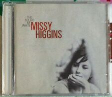 Missy Higgins - Sound of White + Live at the Hordern EP (2 discs, 2004, Eleven)
