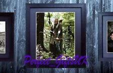 Orlando Bloom Legolas SIGNED AUTOGRAPH FRAMED 10x8 REPRO PHOTO PRINT Lord Rings