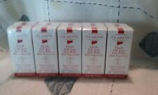 10  NEW CLARINS EXTRA FIRMING DAY LOTION AND SUNSCREEN .17 OZ / 5 ML EACH