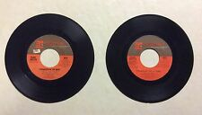 FRANK SINATRA LOT OF 2 STRANGERS IN THE NIGHT-YOU  MAKE ME FEEL SO YOUNG 45'S VG