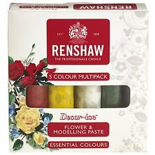Flower & Modelling Paste Multipack Renshaw
