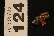 Games Workshop Warhammer 40k Orks Warboss Bioniks Bionics Metal Bit Shoota OOP