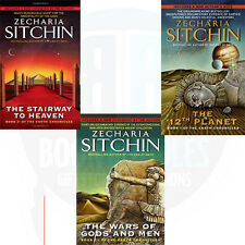 Zechar Sitchin 3 Book Fantasy Collection Set,The Stairway to Heaven Paperback