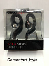 CUFFIE AURICOLARI PER SONY PSP - HEADPHONES - NUOVO NEW SEALED