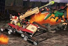 LEGO 7476 - Dino Attack: Iron Predator vs. T-Rex - 2005 - NO BOX