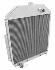 1942-1952 Ford Truck with Ford Conv 2 Row Core Alum Radiator