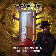 Weapons-reflections of a troubled Mind (new*lim.500*us speed/prog/power metal)