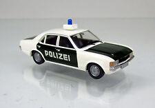 Wiking 086420 Ford Granada Limousine Polizei weiß/grün