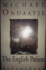 THE ENGLISH PATIENT BY MICHAEL ONDAATJE *FIRST EDITION*