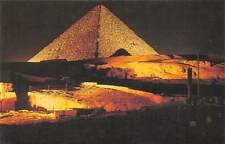Egypt Cheops Pyramid Sound and Light