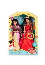 "Disney Store Princess Elena Of Avalor 11"" Deluxe Singing Doll Set & Isabel New"