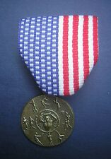 Vintage Women's Olympic Sports Medal & Ribbon