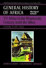 UNESCO General History of Africa, Vol. VI, Abridged Edition: Africa in-ExLibrary