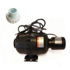 Heizgebläse 230V 700W mit integriertem Druckwellenschalter, Anschluss PVC 32mm