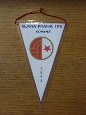 "1960/1970's Eintracht Franfurt (Germany) Club Pennant - Approx  7 ""  (no apppara"