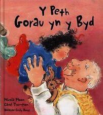 Y Peth Gorau yn y Byd (Welsh Edition)