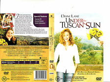 Under The Tuscan Sun-2003-Diane Lane- Movie-DVD