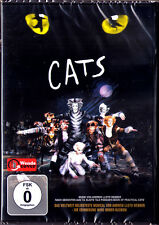 DVD CAT The Musical (English) Andrew Lloyd Webber Elaine Paige West End Broadway