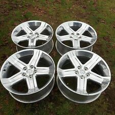 22 Ram 1500 R/T OEM Dodge factory Polished Alloy wheels Rims 2167 02 - 16  2388