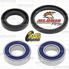 All Balls Front Wheel Bearings & Seals Kit For Honda XR 400R 2001 01 Motorcycle