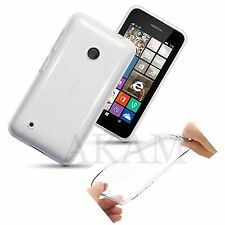Soft TPU Silicon Crystal Clear Gel Flexible Back Skin Case Cover Nokia Lumia 530