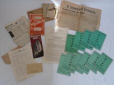 Vintage Short-Wave Radio Broadcasting Programs etc. Collectables