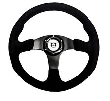 Pro Armor Formula Suede Steering Wheel and Hub XP1000 4 XP900 Polaris RZR RZRS