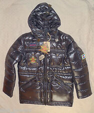Parka Puffer Extreme Weather Large Black WIGGYs Lofty Insulated Long Women Coat