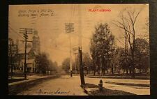 UNION, FORGE & MILL STREETS, LOOKING WEST, AKRON, OHIO, Photograph