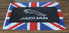 Union Jack Jaguar Racing British Flag Formula One Team F1 Sign Banner England
