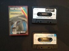 ZX Spectrum - Chequered Flag and Horizons by Sinclair / Psion