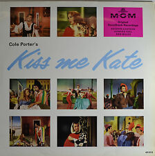 "KISS ME KATE - ANDRE PREVIN  12""  LP (P797)"