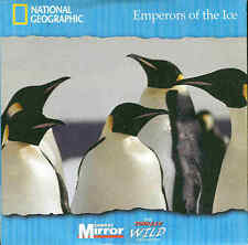 National Geographic - EMPERORS OF THE ICE - Natural World ***DVD***