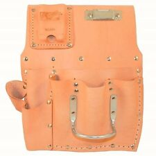 Kraft Tool Flat Type Drywall Tool Pouch Made in the USA 6731