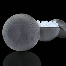 Official Star Wars Death Star Design Party Fun Ice Cube Tray - Boxed