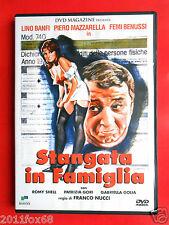 dvd film lino banfi stangata in famiglia femi benussi romy shell gabriella golia