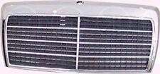 Mercedes W124 Bj. 84-93 Kühlergrill Chrom mit Kunststoffeinlage